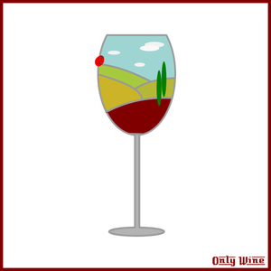 Wine Glasses Clipart