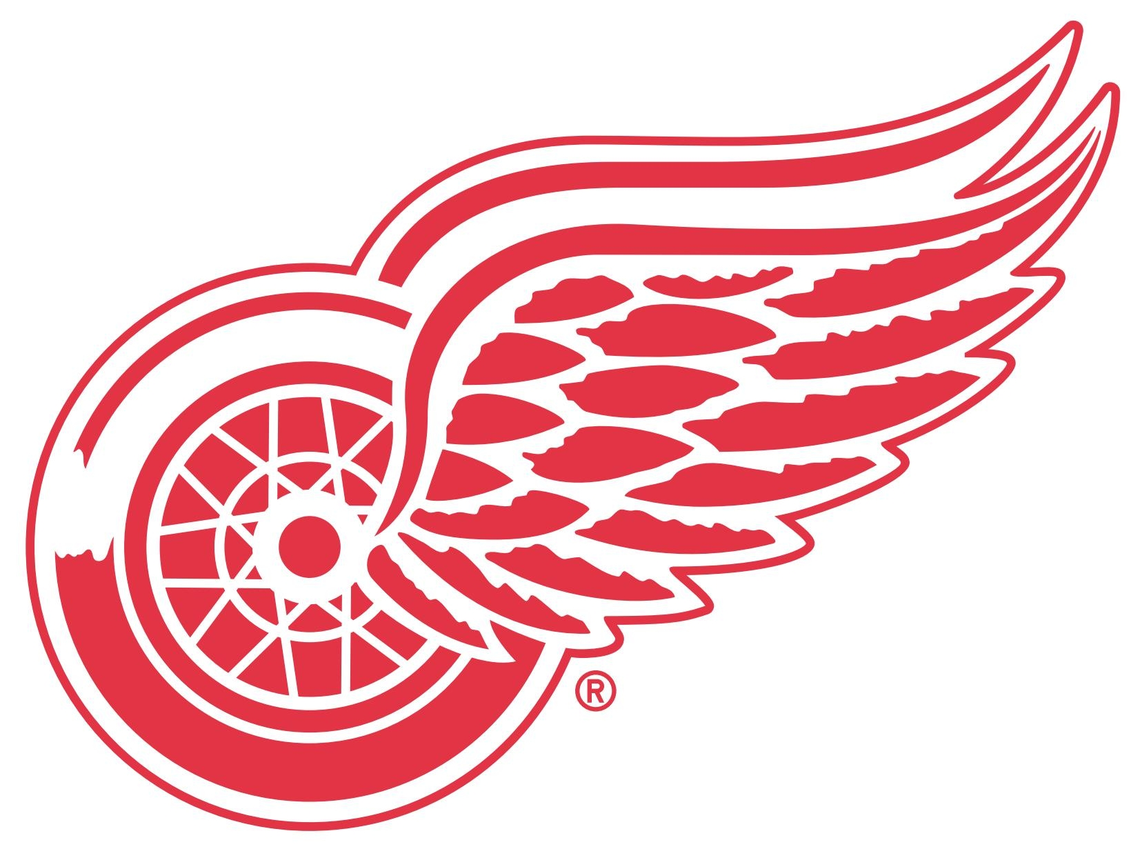 1653x1231 Detroit Red Wings Clip Art Cliparts