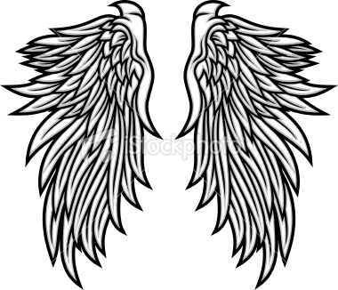 380x326 Clip Art Wings Many Interesting Cliparts