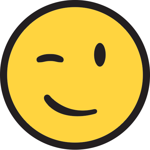 Winking Smiley Face   Free download best Winking Smiley ...