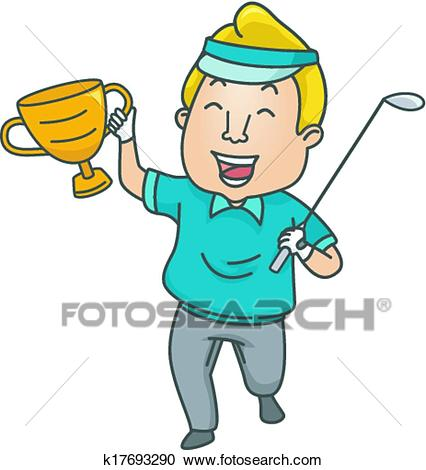 426x470 Golf Winner Clipart Amp Golf Winner Clip Art Images