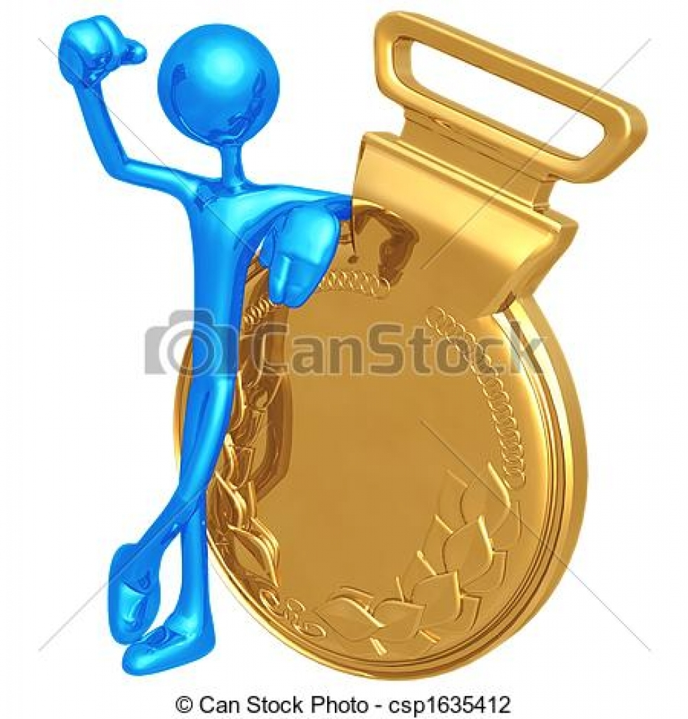 980x1024 Gold Medal Winner Clipart Commercial Use Gold Medal Winner Clipart