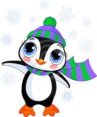 332x400 Winter clip art black and white free clipart images 6
