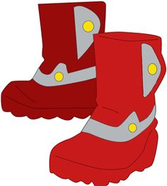 236x262 Boots clipart children#39s