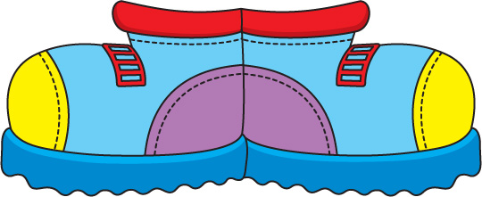 540x221 Boots clipart winter boot