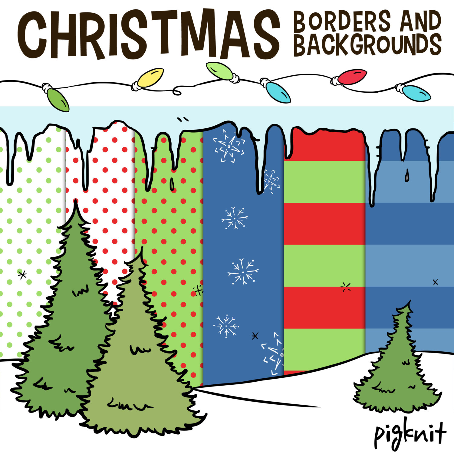 1500x1500 Christmas Winter Holiday Clip Art (46+)
