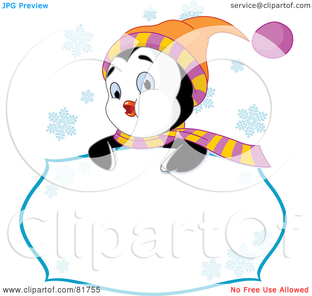 1080x1024 Cute Winter Clipart
