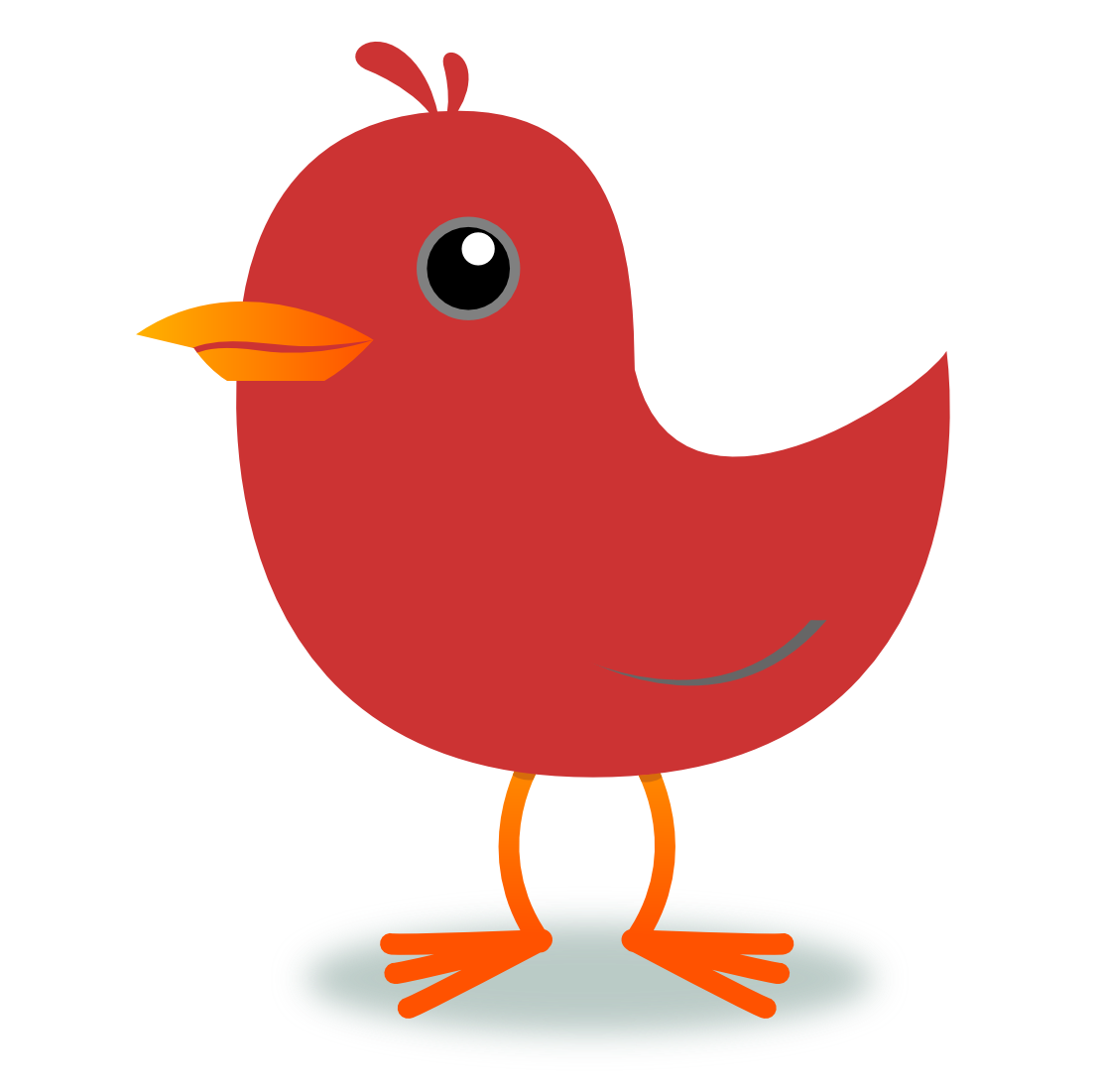 1111x1101 Cardinal Clipart Red Robin