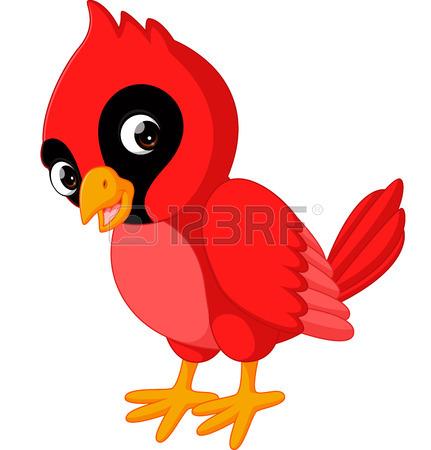 431x450 482 Cartoon Cardinal Stock Vector Illustration And Royalty Free