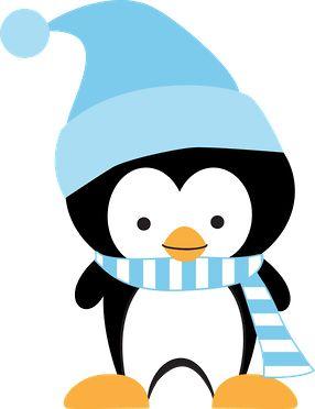 286x372 Winter Penguin Clip Art Clip Art Clip Art, Cute