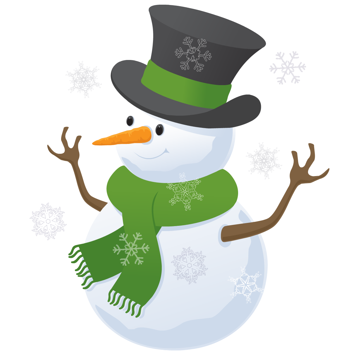 1200x1200 Free Winter Clip Art Free Christmas Clip Art, Art Images