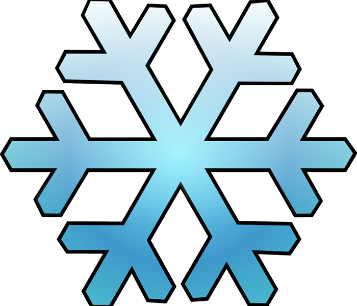 700x600 Winter Clip Art