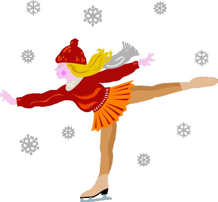 700x649 Winter clip art free clipart image