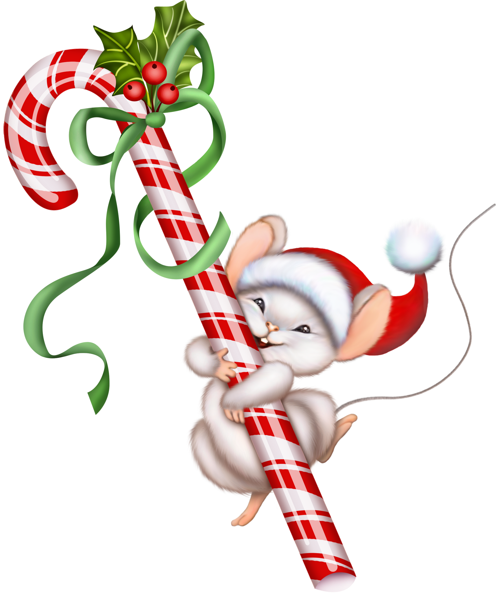 1700x2038 Christmas Candy Cane And Mouse Png Clipart Christmas Clip Art 2