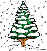 198x213 Free Winter Clip Art