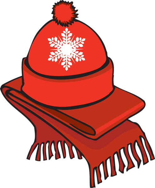 495x600 Cold Clipart Winter Clothing