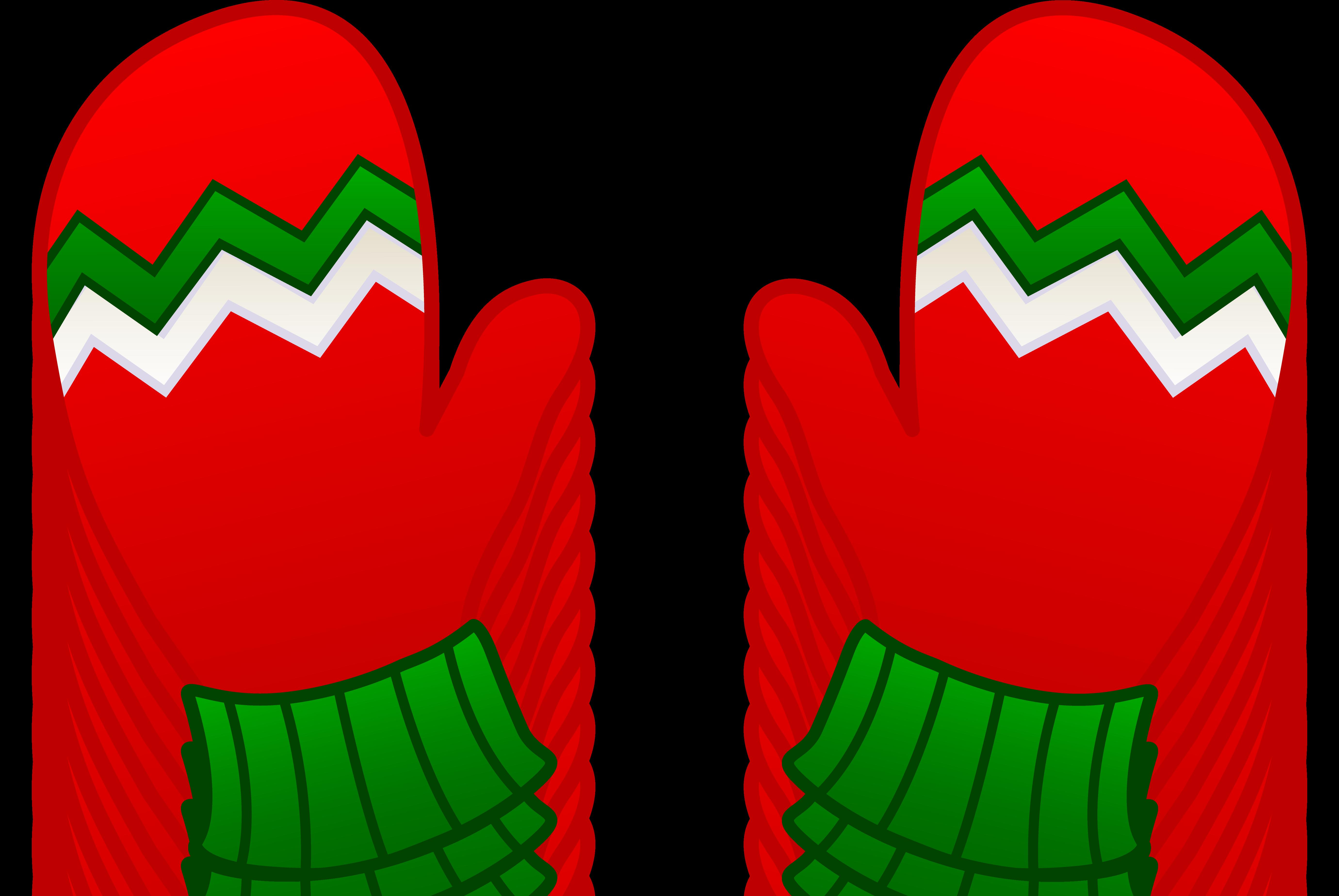 5521x3696 Kids Christmas Mittens