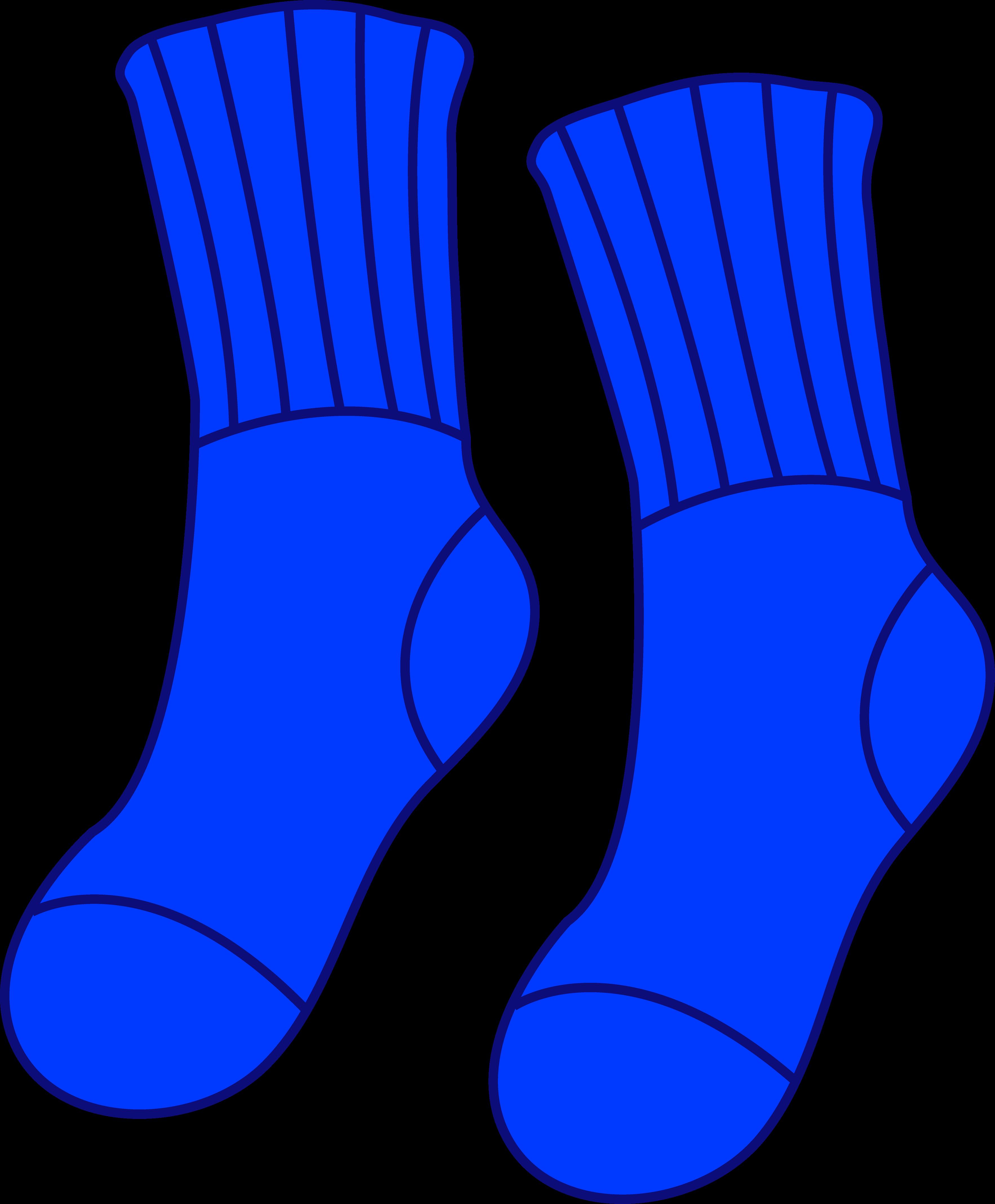 3533x4276 Socks Cartoon Cliparts
