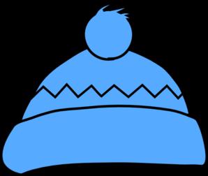 298x252 Winter Hat Clip Art