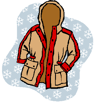 Winter Coat Clipart | Free download on ClipArtMag