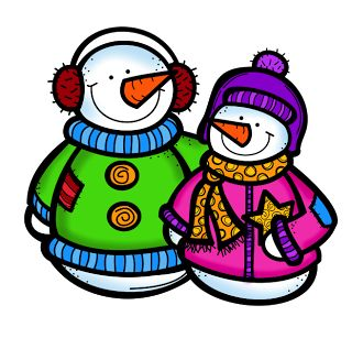 Winter Coats Clipart