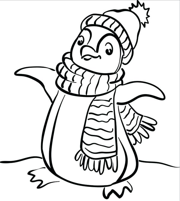 Winter Coloring Pages | Free download best Winter Coloring ...