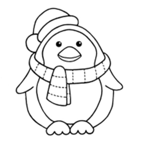 picture relating to Free Printable Winter Coloring Pages called Wintertime Coloring Web pages No cost obtain least difficult Winter season Coloring