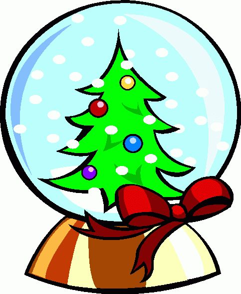 Winter Holidays Clipart