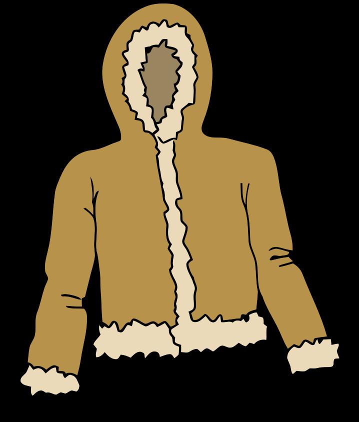 Winter Jacket Clipart   Free download best Winter Jacket ...