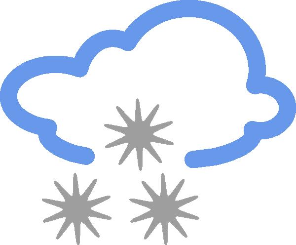 600x496 Hail Weather Symbols Clip Art