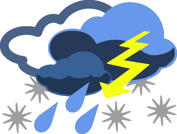 600x455 Inclement Weather Clip Art