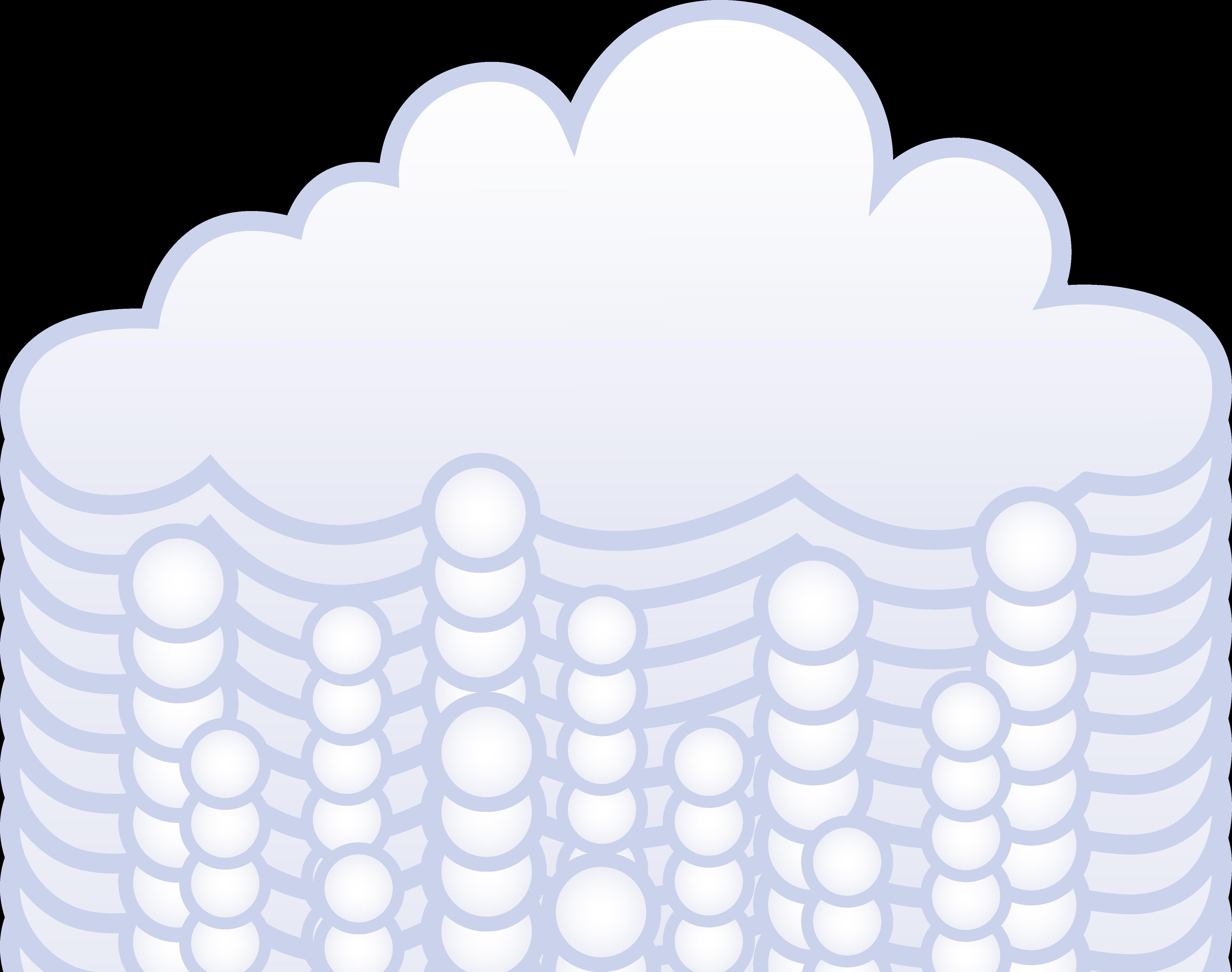 5192x4099 Snowing White Winter Cloud