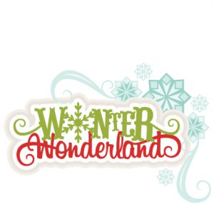 Winter Wonderland Clipart