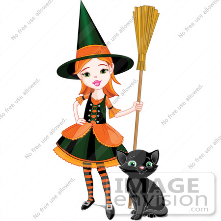450x450 Royalty Free (Rf) Clip Art Illustration Of A Sassy Little