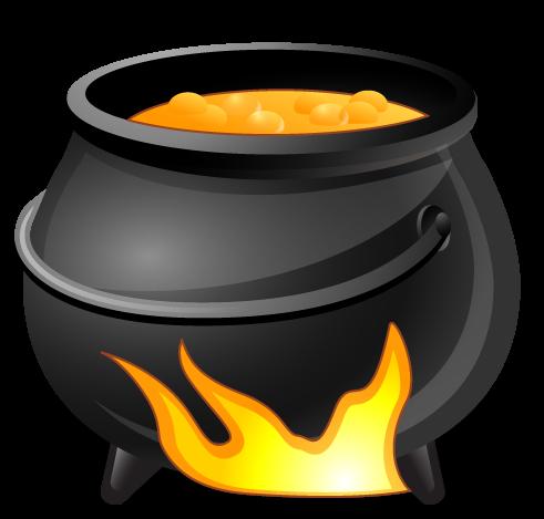 491x469 Free To Use Amp Public Domain Cauldron Clip Art
