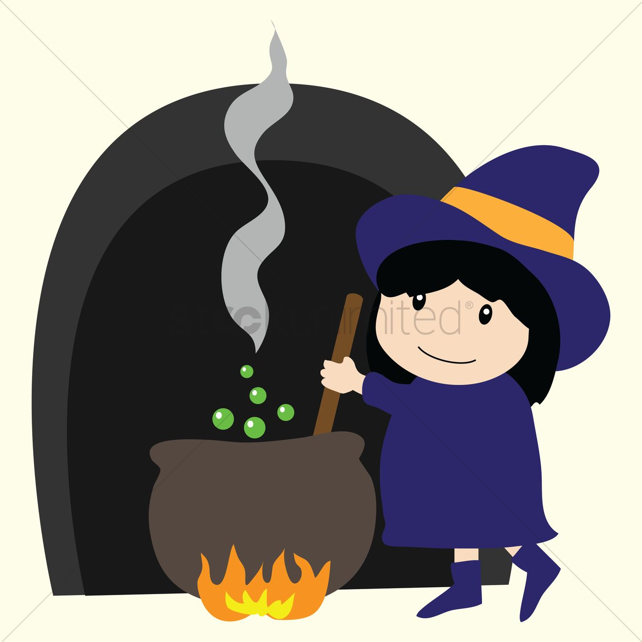 1300x1300 Witch Hat Clipart Cauldron