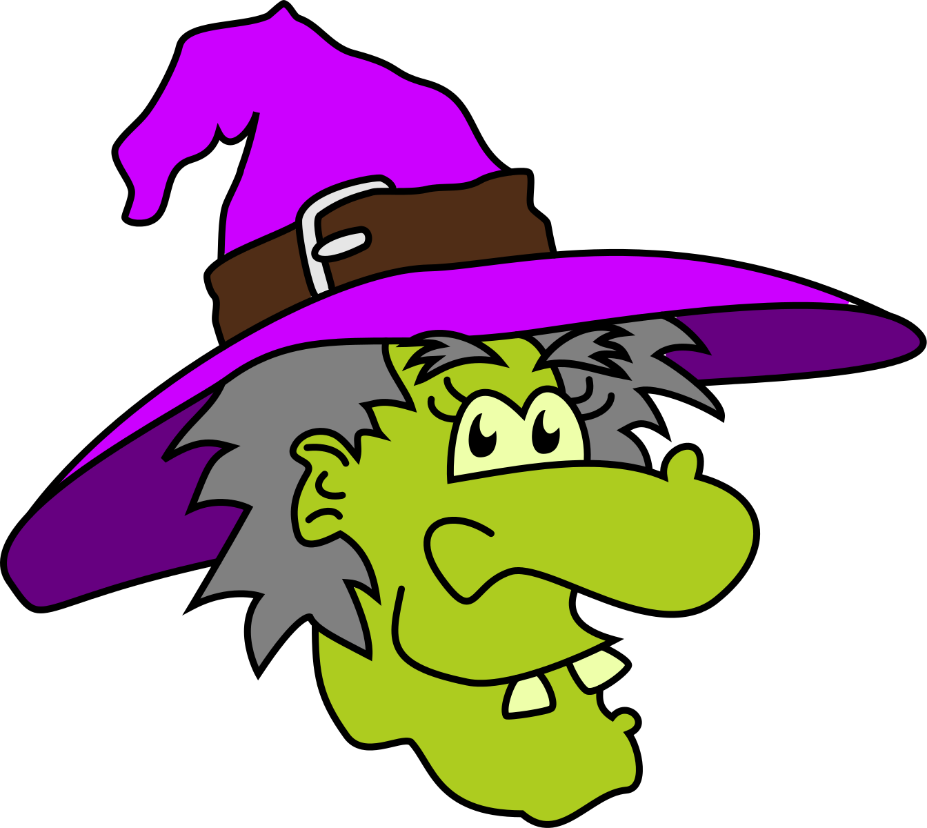 1344x1200 Halloween Witch Clip Art Clip Art
