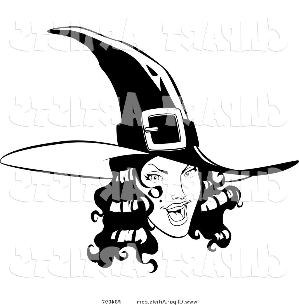 1024x1044 Best 15 Vector Witch Clipart By Lawrence Christmas Illustration