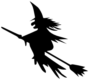 299x269 Witches Clip Art Download
