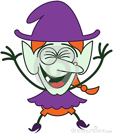 380x450 Witch With Wart Clipart 2050888