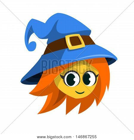 450x470 Cartoon Witch Face. Vector Clip Vector Amp Photo Bigstock