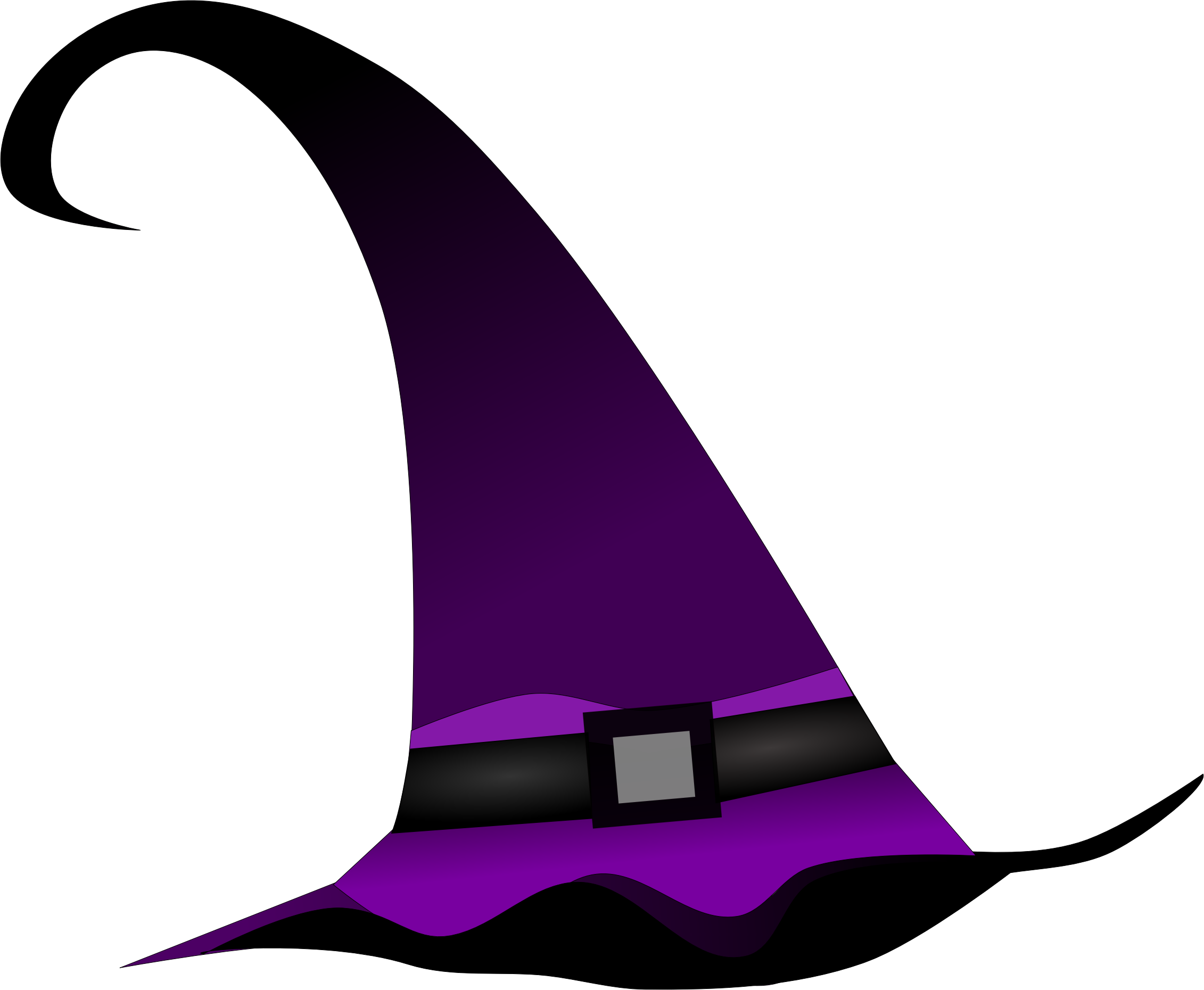 2262x1860 Witch Hat Clipart Magical