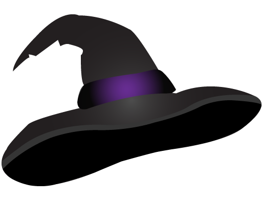 512x393 Witch Hat Clipart Kid 2