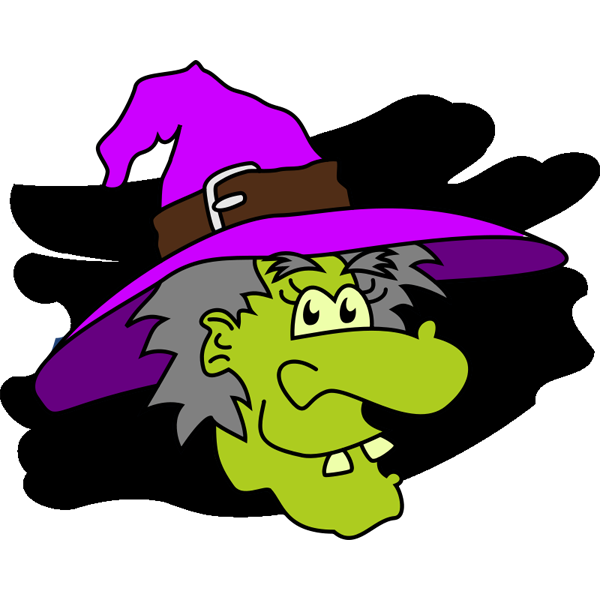 600x600 Witch Clipart Cute Witch