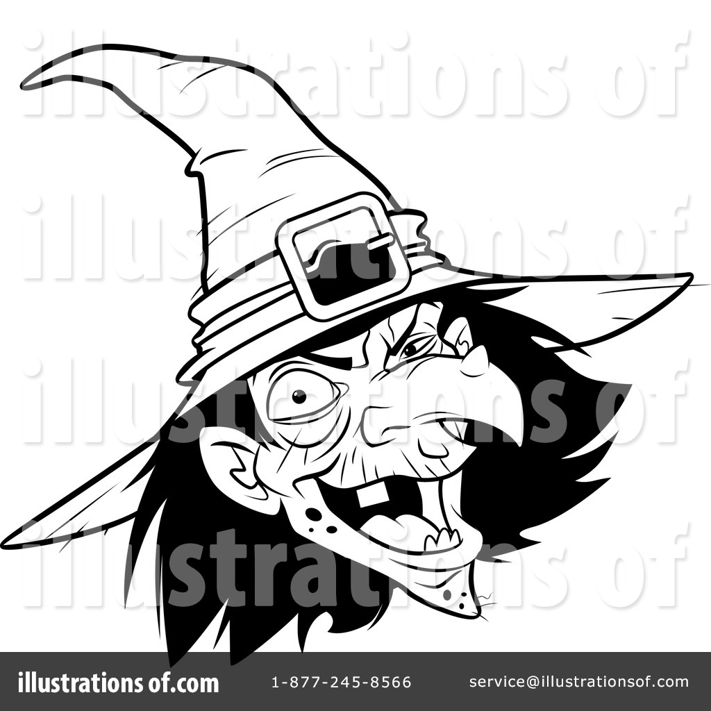 1024x1024 Witch Clipart