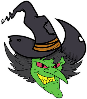 300x340 Free Witch Clipart