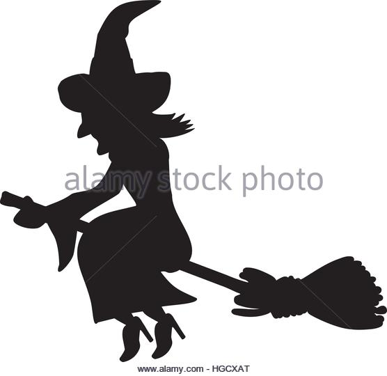556x540 Flying Witch Broom Isolated Stock Photos Amp Flying Witch