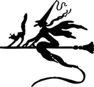 189x175 Witch Clip Art Download 68 Clip Arts