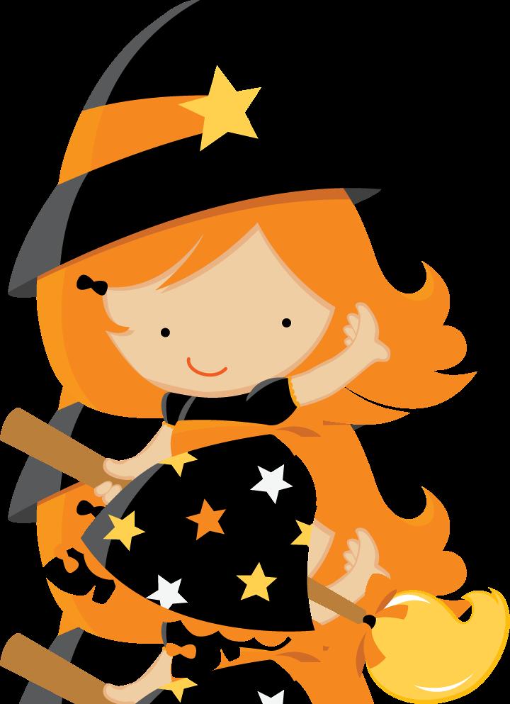 720x993 Halloween Baby Witch Clip Art Brujas Y Magos Clip