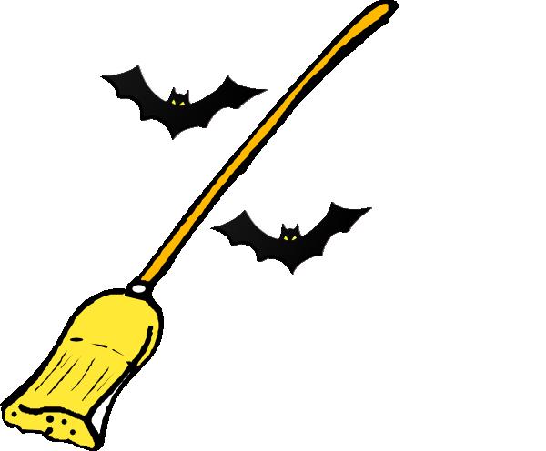 600x496 Witch S Broom Clip Art